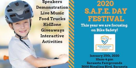 2020 S.A.F.E. Day Festival tickets