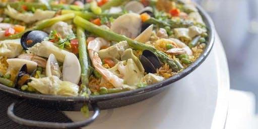 Homemade Spanish Paella