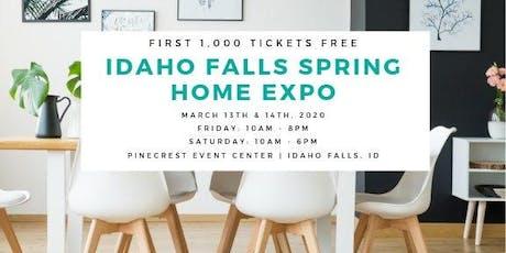 Idaho Falls Spring Home Expo tickets