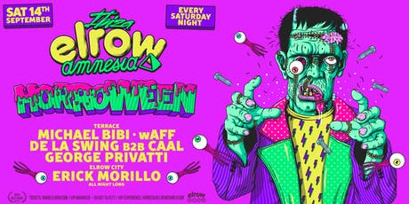 elrow Ibiza 14/9/19 entradas