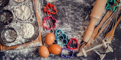 Newcastle - Children's Baking Classes and Parents' Sparkling Cream Tea