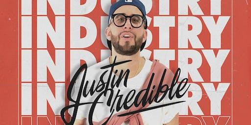 Justin Credible at TIME Nightclub   FREE ALL NIGHT
