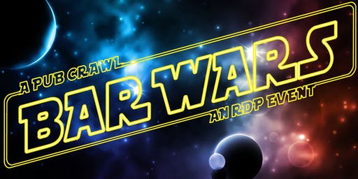 Bar Wars: Episode IV – A Pub Crawl