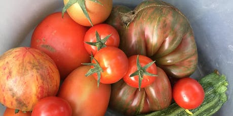 How to choose Vegetable Varieties for the Home Garden tickets
