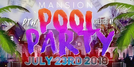 Copy of PTW POOL PARTY  tickets
