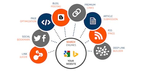 Search Engine Optimization (SEO) for Business (T3-19) tickets