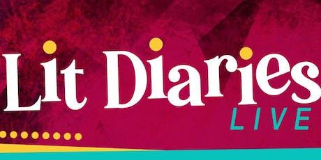 Lit Diaries Live tickets