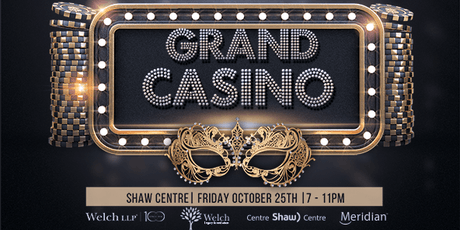 The Grand Casino 2019 tickets