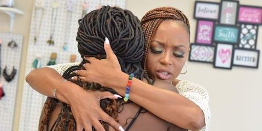 Hey Sister I'm Praying With You! Sisterhood Prayer Movement & Book Tour
