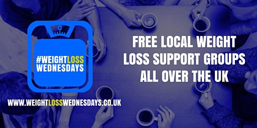 WEIGHT LOSS WEDNESDAYS! Free weekly support group in Lichfield