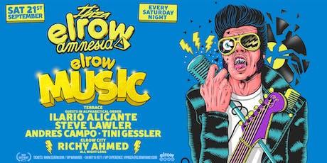 elrow Ibiza 21/9/19 entradas