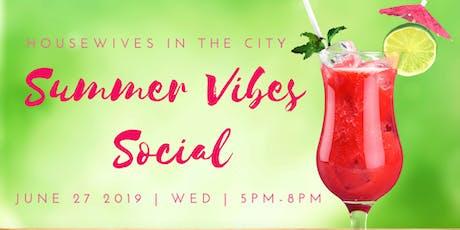 """Summer Splash"" Sip & Shop Ladies Networking Social @ Blackbeards  tickets"