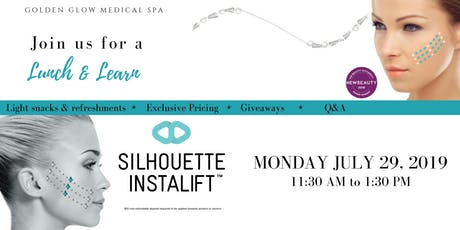 Lunch & Learn Silhouette Instalift at Golden Glow Medical Spa tickets