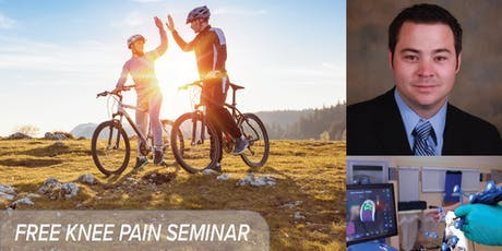 Knee Pain Seminar on the Latest Robotics-Assisted Technology tickets