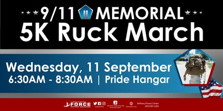 EAFB - 9/11 Ruck March tickets