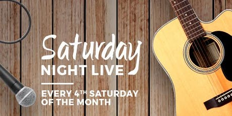 Saturday Night Live Featuring: Jenesia tickets