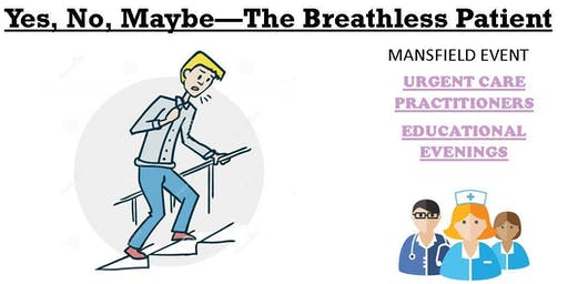 CPD - 2nd EVENT - The Breathless Patient - PC24