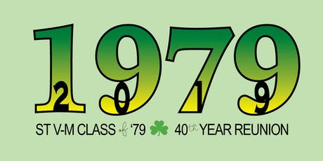 St. V-M Class of '79 40th Year Reunion tickets