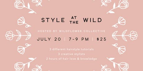 Style at the Wild tickets