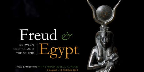 Freud & Egypt: Exhibition Tour tickets