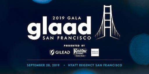 2019 GLAAD Gala San Francisco