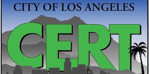 LAFD CERT - LOS ANGELES