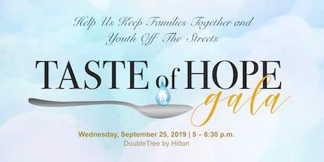 Family Promise Taste of Hope Home Sweet Homelessness tickets