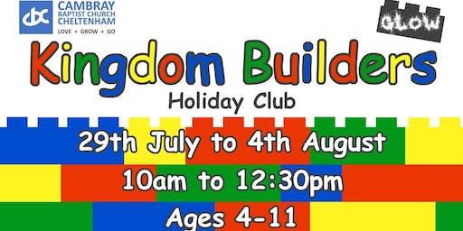 Kingdom Builders Holiday Club