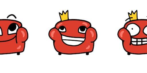 Sofa Kingdom! Live Variety Sketch Show (Episode 6)