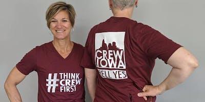 2019 CREW Iowa T-Shirt