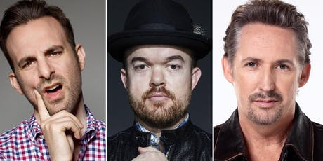 Brad Williams, Harland Williams, Brian Monarch and Very Special Guests tickets