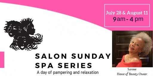 SALON SUNDAY SPA SERIES