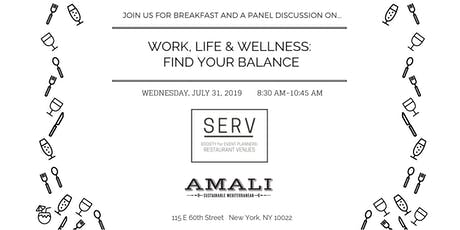 WORK, LIFE & WELLNESS: FIND YOUR BALANCE tickets