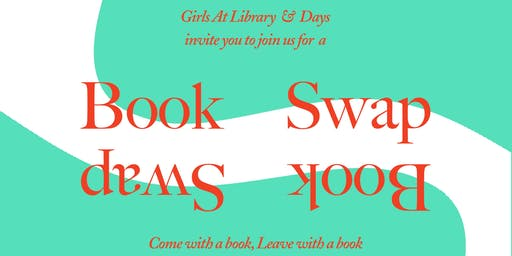 Days Presents: Book Swap with Girls at Library