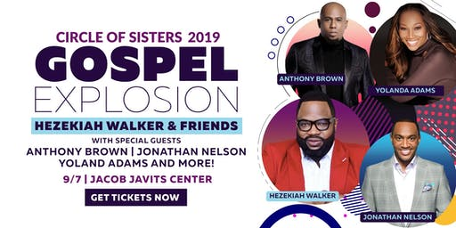CIRCLE OF SISTERS 2019 GOSPEL EXPLOSION