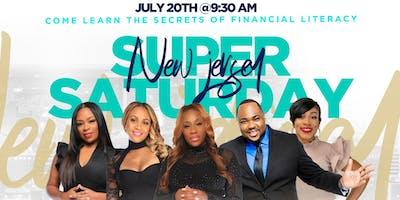 New Jersey Super Saturday July 2019