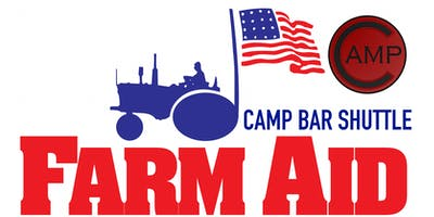Camp Bar - Farm Aid 2019 - WAUWATOSA Shuttle