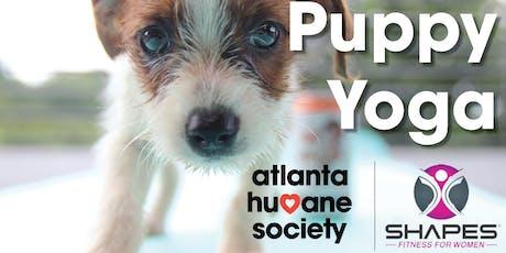 Puppy Yoga- Northside tickets