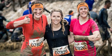 Tough Mudder - South London - Clapham tickets