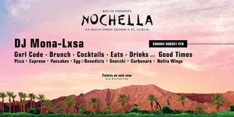 Nochella Festival Brunch at NoLIta tickets