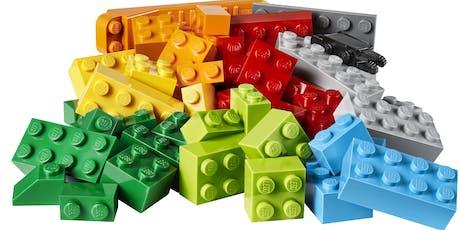 Lego Exhibition tickets