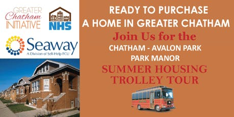 Greater Chatham Initiative Summer Trolley Tour & Dining on the 5 tickets