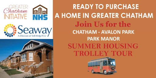 Greater Chatham Initiative Summer Trolley Tour & Dining on the 5
