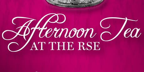 Afternoon Tea at The RSE  tickets