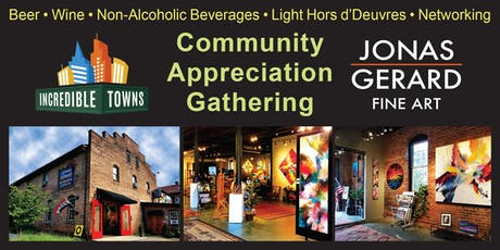 Community Appreciation Gathering  tickets