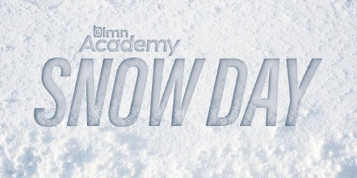 Snow Day at the LMN Academy - Toronto, ON