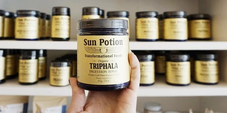 Summertime Tonics and Adaptogens With Sun Potion tickets