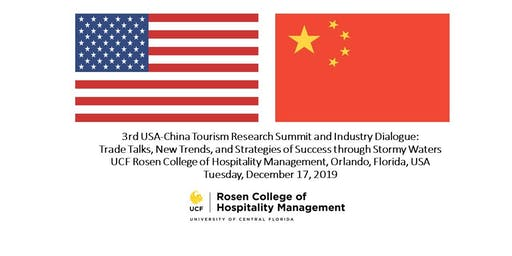 USA-China Tourism Research Summit