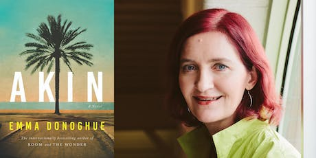 STAR TALKS: Emma Donoghue: Akin tickets