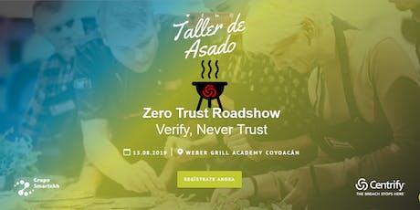Zero Trust Roadshow & Gran Noche de Asado  entradas